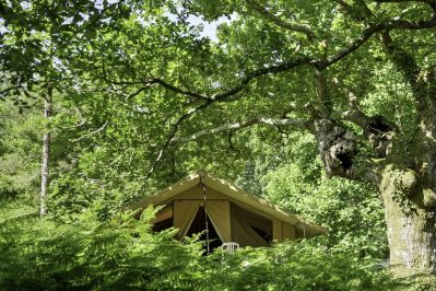LE COL D'IBARDIN-Les hébergements insolites du camping LE COL D'IBARDIN-URRUGNE