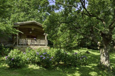 LE COL D'IBARDIN-Les chalets du camping LE COL D'IBARDIN-URRUGNE