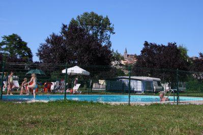 LES BOUCLES DE LA MOSELLE-Le camping LES BOUCLES DE LA MOSELLE, la Meurthe-et-Moselle-LIVERDUN