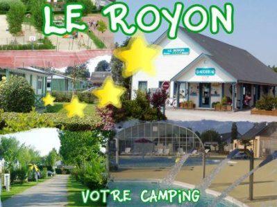 LE ROYON-Le camping LE ROYON, la Somme-FORT MAHON PLAGE
