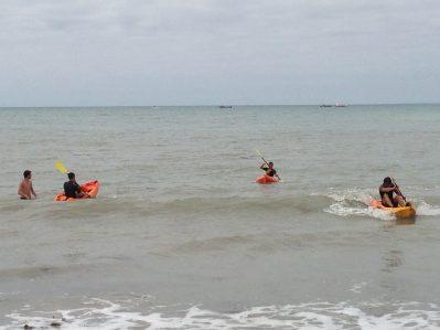 INTERNATIONAL CAMPING BELLE ETOILE-Un camping en bord de mer-GOUVILLE SUR MER