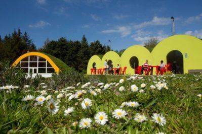 LE ROMPVAL-Un camping fleuri-MERS LES BAINS