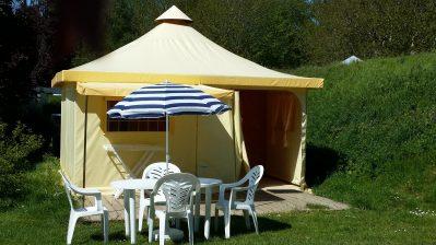 LE ROMPVAL-Les hébergements insolites du camping LE ROMPVAL-MERS LES BAINS