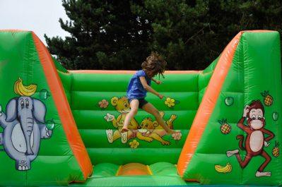 LE ROMPVAL-Espace jeux pour les enfants-MERS LES BAINS