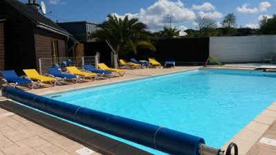 WEST CAMPING - La piscine du camping WEST CAMPING - PERROS GUIREC