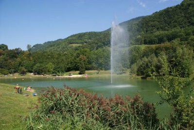 IDEAL CAMPING-Le camping IDEAL CAMPING, l'Isère-ALLEVARD