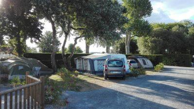 LE BOIS VERDON-Les emplacements du camping LE BOIS VERDON-SAINT JEAN DE MONTS