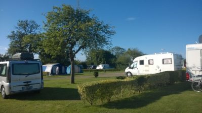 CAMPING DE STE MERE EGLISE - Le camping CAMPING DE STE MERE EGLISE, la Manche - STE MERE EGLISE