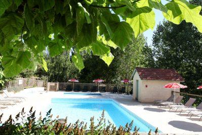 L'OFFRERIE-Le camping L'OFFRERIE, das Departement Dordogne-ROUFFIGNAC ST CERNIN DE REILHAC