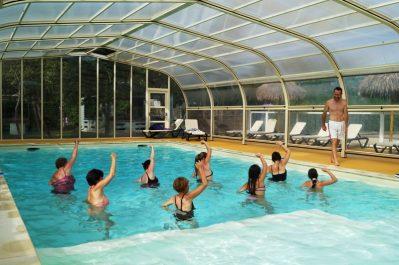 L'ILE VERTE-Activités sportives pour petits et grands-SAINT BENOIT DES ONDES