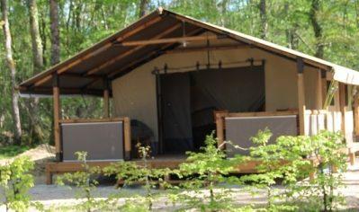 LA GRANGE DU PIN-Les hébergements insolites du camping LA GRANGE DU PIN-TREFFORT CUISIAT