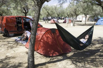 CAMPING BARBEROUSSE -  - GRUISSAN