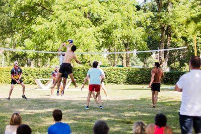 CAMPING DE L'ILE-Activités sportives pour petits et grands-COSNE COURS SUR LOIRE