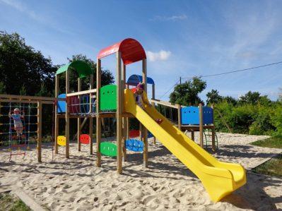 LES ECUREUILS-Espace jeux pour les enfants-HOURTIN