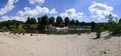 LE CLAPAS-La plage-SALAVAS