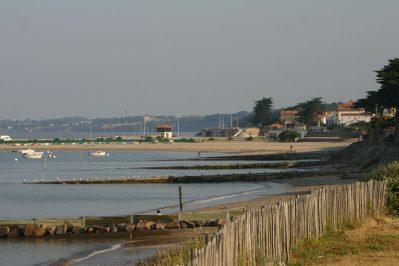 LES ECUREUILS-La plage-BERNERIE EN RETZ