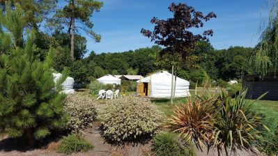 DOMAINE DE KERVALLON-Le camping DOMAINE DE KERVALLON, le Morbihan-CARO