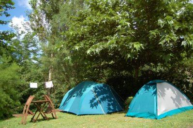 ATLANTICA-Un camping en pleine nature-SAINT JEAN DE LUZ