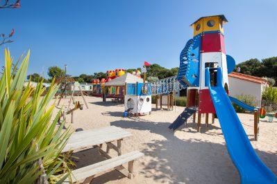 LE LITTORAL-Espace jeux pour les enfants-TALMONT SAINT HILAIRE