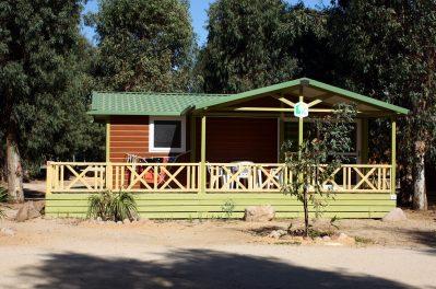 LA PINEDE-Hébergements haut de gamme du camping LA PINEDE-CALVI