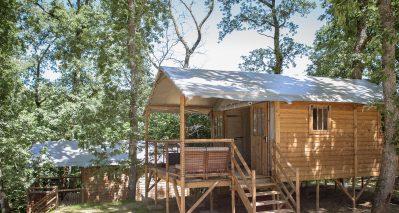 DOMAINE DE FROMENGAL-Les hébergements insolites du camping DOMAINE DE FROMENGAL-BUISSON DE CADOUIN