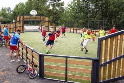 DOMAINE DE FROMENGAL-Activités sportives pour petits et grands-BUISSON DE CADOUIN