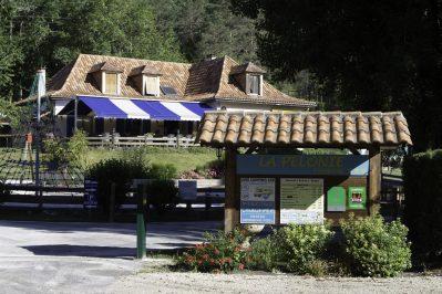 LA PELONIE-Un camping en pleine nature-SAINT ANTOINE D AUBEROCHE