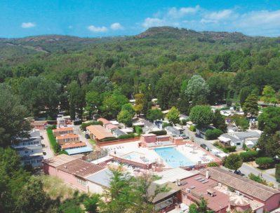 PARC SAINT-JAMES LE SOURIRE-Le camping PARC SAINT-JAMES LE SOURIRE, das Departement Alpes-Maritimes-VILLENEUVE LOUBET