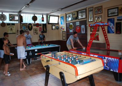 PARC SAINT-JAMES LE SOURIRE-Activités sportives pour petits et grands-VILLENEUVE LOUBET