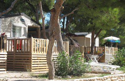 LE MAS-Hébergements haut de gamme du camping LE MAS-MARTIGUES