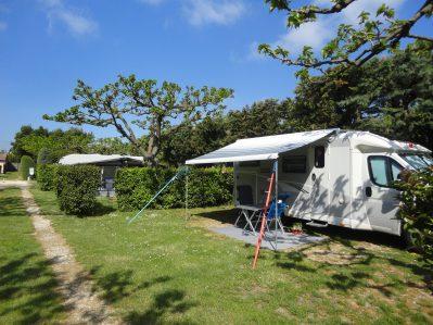 PEGOMAS-Les emplacements du camping PEGOMAS-SAINT REMY DE PROVENCE