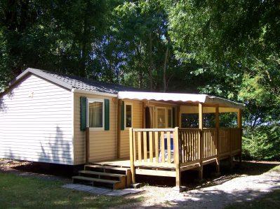 FLEURS DES CHAMPS-Hébergements haut de gamme du camping FLEURS DES CHAMPS-ARCES