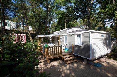 LES PINS DE LA COUBRE-Les hébergements insolites du camping LES PINS DE LA COUBRE-MATHES