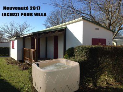 LE ROYAN-Un parc locatif ombragé Charente-Maritime-ROYAN