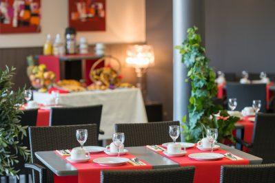 L'ESCALE SAINT-GILLES-Le restaurant du camping L'ESCALE SAINT-GILLES-BENODET