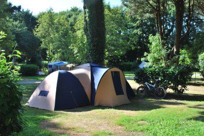 CAMP DE CROAS-AN-TER-Un camping en pleine nature-CLOHARS CARNOET