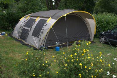 CAMP DE CROAS-AN-TER-Un camping fleuri-CLOHARS CARNOET