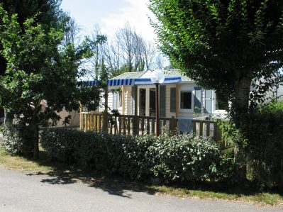 KERVASTARD-Les mobil-homes du camping KERVASTARD-FOUESNANT