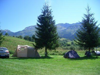 L'OURSIERE-Un camping en pleine nature-VILLARD DE LANS