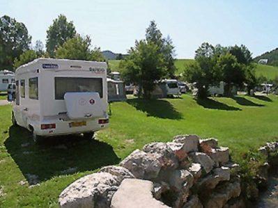 L'OURSIERE-Le camping L'OURSIERE, l'Isère-VILLARD DE LANS