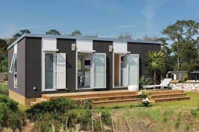 PARC DU VAL DE LOIRE-Hébergements haut de gamme du camping PARC DU VAL DE LOIRE-MESLAND