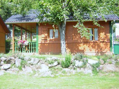 L'OMBRAGE-Les chalets du camping L'OMBRAGE-SAINT PIERRE COLAMINE
