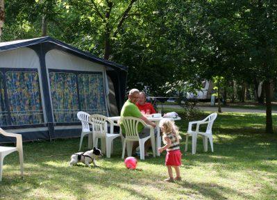 CAMPING DES GORGES DE L'AVEYRON-Un camping en pleine nature-SAINT ANTONIN NOBLE VAL