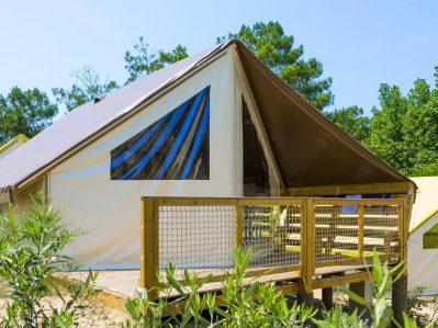 L'OASIS DU VERDON-Les hébergements insolites du camping L'OASIS DU VERDON-AUPS