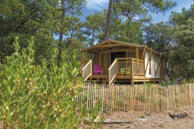 L'OASIS DU VERDON-Hébergements haut de gamme du camping L'OASIS DU VERDON-AUPS