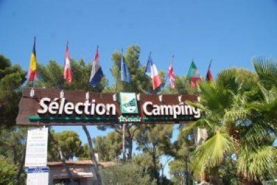 SELECTION CAMPING-Le camping SELECTION CAMPING, das Departement Var-CROIX VALMER