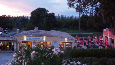 LE GRAND CALME-Le restaurant du camping LE GRAND CALME-FREJUS