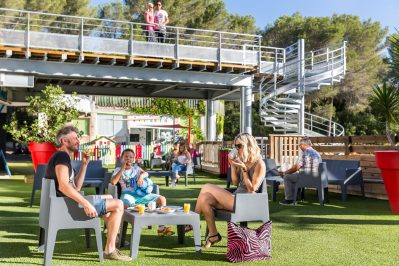HOLIDAY GREEN - Le camping HOLIDAY GREEN, le Var - FREJUS