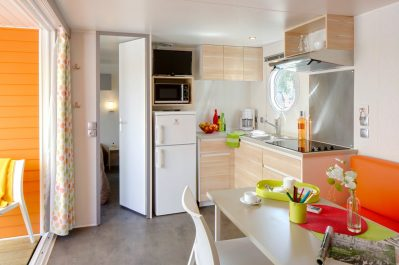 HOLIDAY GREEN - Les chalets du camping HOLIDAY GREEN - FREJUS