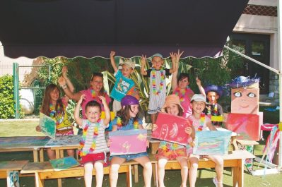 CAMPING PARC MONTANA-Le mini-club enfants-GASSIN